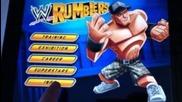 Wwe Rumblers Wrestling Apptivity Ipad App with Mattel Action Figures