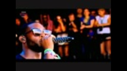 Tinie Tempah - Miami 2 Ibiza Live @ Live Glastonbury 2011