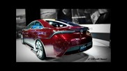 Toyota Ns4 Concept! Possible Toyota Corolla Furia Concept Inspiration