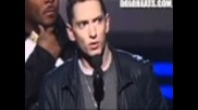 Eminem Wins Grammy Award 2011 Best Rap Album
