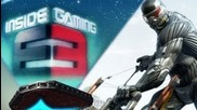 E3 2012 - Crysis 3 Gameplay Demo and Interview with Rasmus Jojenga