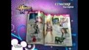 Н О В О Списание на Хана Монтана + подарак чантичка (1 брой)