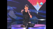 Stela Petrova - The X factor Bulgaria 2011 - Live Show 04.10.2011