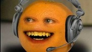 Annoying Orange - Prank Call #1: Tanning Salon