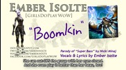 Boomkin [wow Parody]