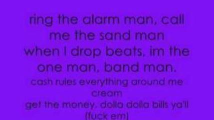 swizz beats - its me bitches + lyrics