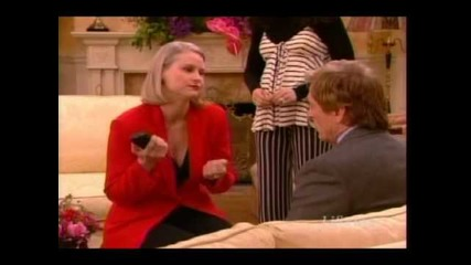 The nanny - season 6 best funniest moments of Niles and Cc - part 4