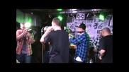 Md Beddah - Tejko-zvukova Promishlenost (xprsn - Live Sofia - 7 February 2013)