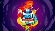 Ski Safari: Adventure Time - Sony Xperia Z2 Gameplay