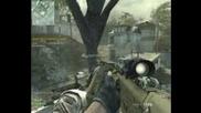 Call of Duty Modern Warfare 3 M.o.a.b on Mission | Infection |