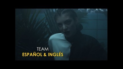 Team - Lorde (official Video)