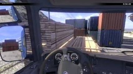 Scania Truck Driving Simulator The Game - Hd Gameplay !