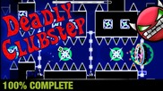 """geometry Dash"" Deadly Clubstep (extr3me Demon)"