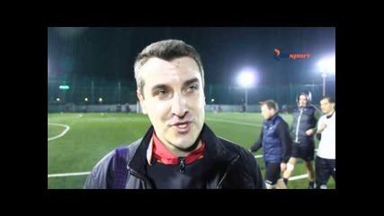 Интервю на Пламен Тинковски от Фк Респект Надежда пред Bgsport.bg