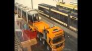 Abteilung Eisenbahn bzw. Lego der Rieder Modellbaumesse 2011