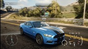 Need For Speed: Rivals Pc - 2015 Ford Mustang Gt Fully Upgraded Gameplay