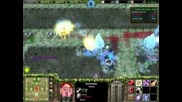 Warcraft 3: Fail Копеле T D - Sparc0, Venom и Creep