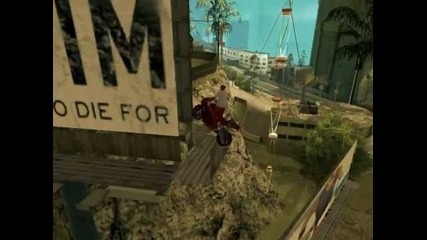 Gta san Andreas Stunts