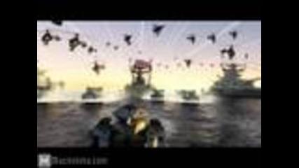 Red Alert 3 - Launch Trailer (game Trailer Hd)