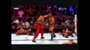 Royal Rumble Match 2011 Highlights