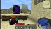 Minecraft Village Survival ep 4 Кладенц