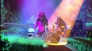 Маша и Медведь - Рок-клип