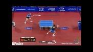 Zhang Jike vs Xu Xin