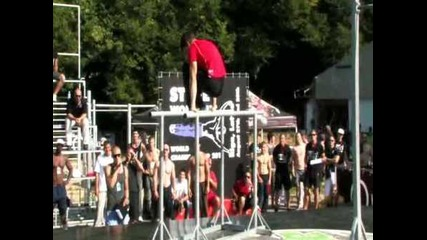 World Street Workout Championship 2011