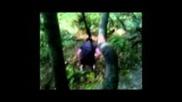 Слизане по гъз в гората 2 - nubfuck' style