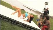 Behind the Scenes: Nicole Scherzinger
