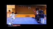 Taekwon - Do ( 4 ритника със завъртане )