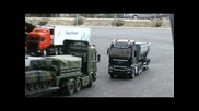 Scania + Man