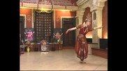 Урок по Бхаратанатям. Индийски танци. Част 1