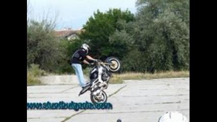 stunt show pernik bulgaria