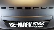 Full wrap Porsche Cayne Re-mark Studio Timelapse 3m