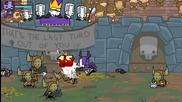 Castle Crashers част 2-нови оръжия