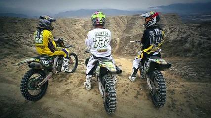 Team Rockstar Bud Racing Kawasaki 2013 (oficial)