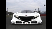 The New 2015 Honda Nsx Concept Gt Super Sport Car