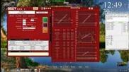 Тест на процесор и видео карта с Occt