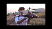 Rc Bell 222 Helicopter Out of Box Review
