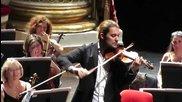 Дейвид Гарет - концерт Бах 15.02.2014