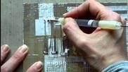 Metal Tape Art