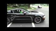 2007 Mustang Gt/cs Exhaust
