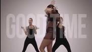 Inna - Good Time ft. Pitbull (lyrics Video)