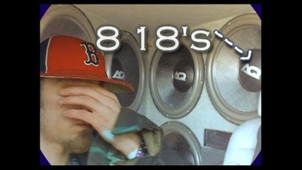 """Bass Boom Bottom on 8 18"""" Subwoofers"""