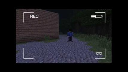 Minecraft - Slenderman The Movie