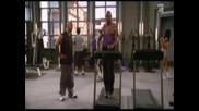 Тери Круз - Европейска тренировка - Смях