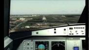 [fsx] - Полет от София до Варшава (онлайн)