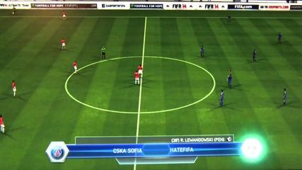 Fifa 14 Ultimate Team - Борба За Надмощие В Ultra16