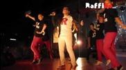 Рафи на Coca Cola Happy Energy Tour 2012 - Бургас